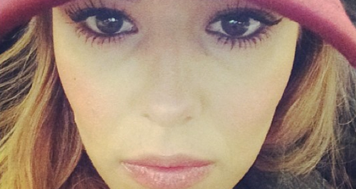 Cheryl Cole Jokes That She Wants To Come Back As Harry ... Cheryl Cole Instagram