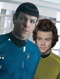 Harry Styles Film: Star Trek