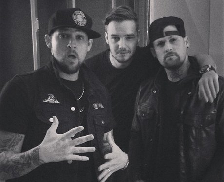 The one direction good charlotte picture we never thought we d see