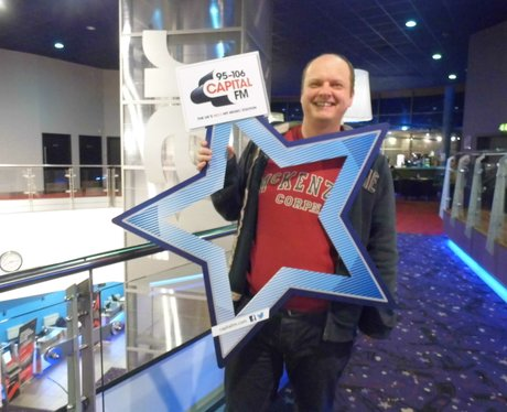 Captain America at Cineworld Didsbury