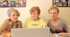 Grandmas Read Jay-Z And Beyonce Song Lyrics