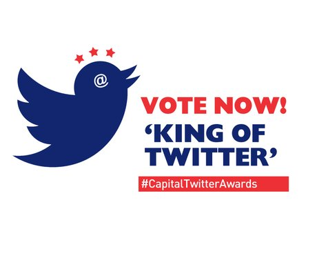 Twitter Awards 2014: King Of Twitter