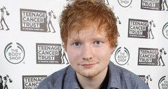 Ed Sheeran Teenage cancer Trust