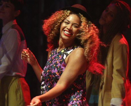 Beyonce Coachella Festival 2014