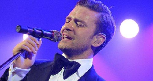 Justin Timberlake V Festival