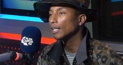 Pharrell Williams Max Interview
