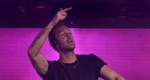 Calvin Harris Summertime Ball 2014 Performance