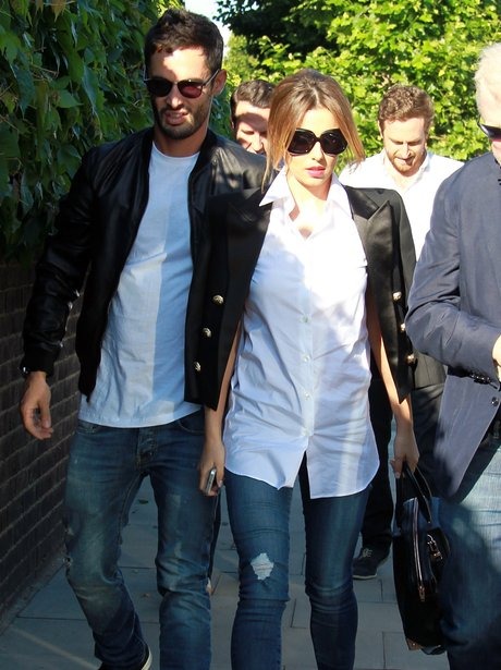 Cheryl Cole and New Boyfriend