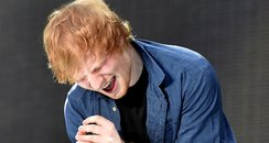 Ed Sheeran Summertime Ball Performance 2014