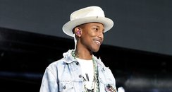 Pharrell Summertime Ball 2014 Performance