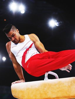 Louis Smith Commonwealth Games 2014