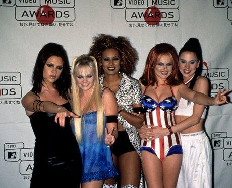 Spice Girls VMA's 1997