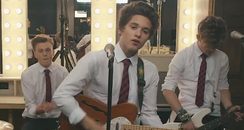 The Vamps Twist & Shout Cover