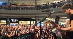 The Vamps PR Mall Of America
