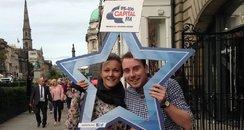 Were you pap'd at the Edinburgh Fringe Festival..
