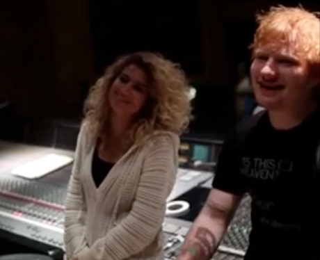 Tori Kelly Ed Sheeran