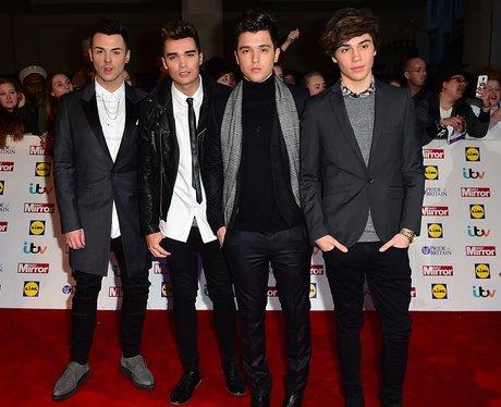 Union J Pride Of Britain Awards 2014