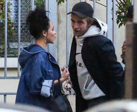 Robert Pattinson and FKA Twigs dating