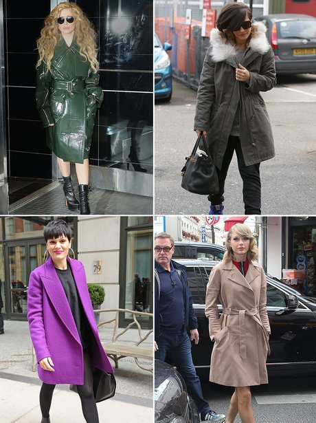 Winter Fashion: Coat
