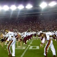 FSU Marching Band do Beyonce Single Ladies