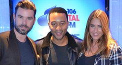 John Legend with Dave Berry & Lisa Snowdon