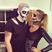 Image 9: Millie Mackintosh and Professor Green Halloween