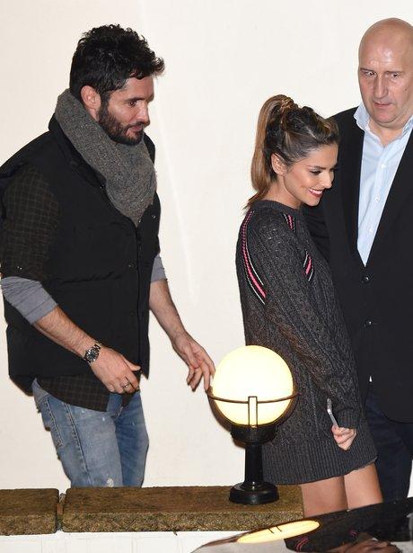 Cheryl and Jean-Bernard Fernandez Versini X Factor