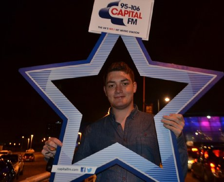 Were you pap'd by the Capital Street Stars?