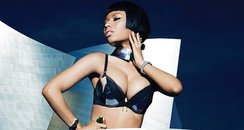 Nicki Minaj Complex shoot