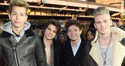 The Vamps Nickelodeon Halo Awards 2014