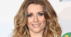 Ella Henderson Red Carpet at the Jingle Bell Ball