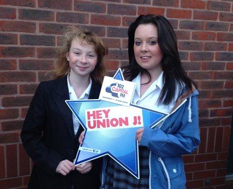 Union J Signing in Warrington