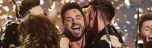 Ben Haenow X Factor Winner 2014