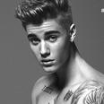 Justin Bieber Calvin Klein Shoot