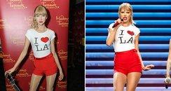 Celebrity Waxworks: Taylor Swift