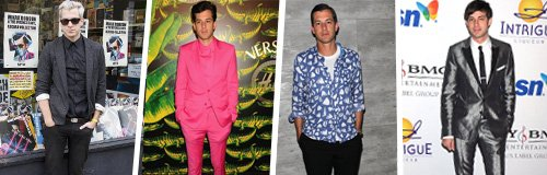 Mark Ronson Fashion Hero Wide