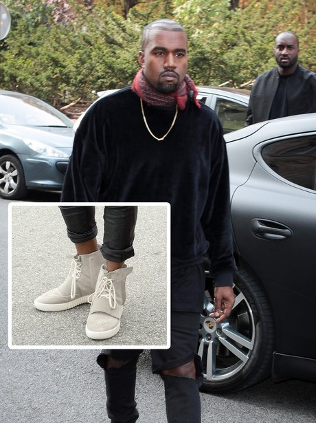 Kanye West Shoes For Addidas