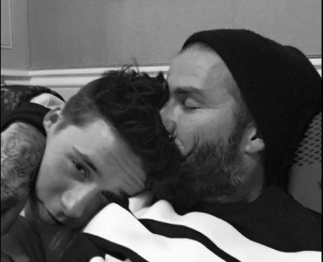 David Beckham Wishes Brooklyn Happy Birthday