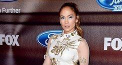 Jennifer Lopez American Idol 2015