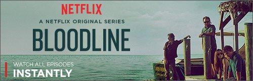 Bloodline on Netflix