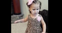 Dancing Toddler Viral Video