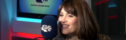 Gemma Arterton Capital FM
