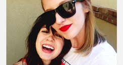 Taylor Swift lookalike
