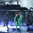 Rihanna Performance iHeartRadio Awards 2015