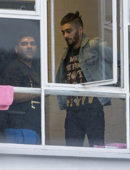 Naughty Boy with Zayn Malik