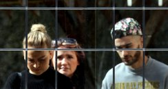 Zayn Malik and Perrie Edwards House Hunting
