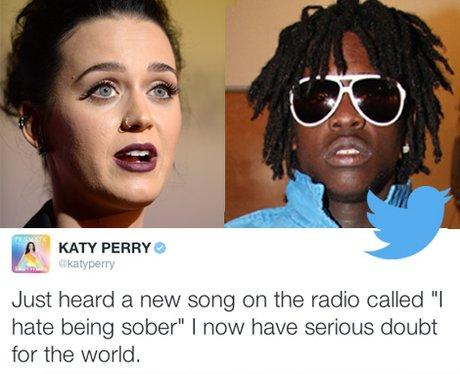 Pop Stars Throwing Shade