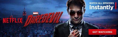 Daredevil on Netflix