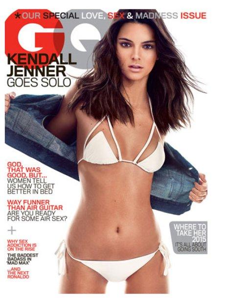 Kendall Jenner GQ Magazine 2015