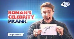 Roman's Celebrity Prank